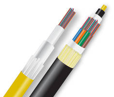 OFS' Cables feature fiber optic rollable ribbon technonogy.
