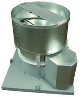 UBV Belt Drive Upblast Roof Ventilator