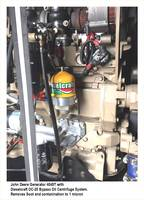 Centrifuge Oil Filtration for John Deere