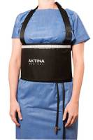 Respiratory Compression Belt is adjustable for different size patients.