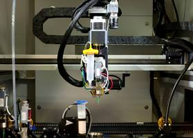 More Flexible Coating - See the SCS PrecisionCoat Tool Changer at SMTAI