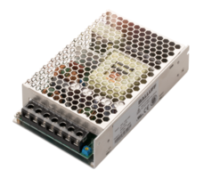 BAE PS Enclosed Power Supplies are short-circuit protected.