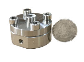 Equilibar releases miniature back pressure regulator.