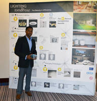 MaxLite JA8-certified A21 lamp receives Honorable Mention from Lighting for Tomorrow