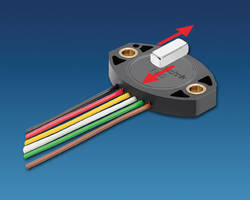 TFD Series Touchless Position Sensors feature analog voltage output.