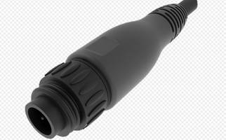 Amphenol EcoMate Series Connector can be equipped with optional circuit boards.