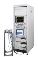NX5730A 1 ns Pulsed IV Memory Test Solution offers system-level adjustment.