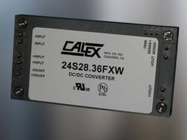 Calex 1000 Watt FXW Wide Input Range Full Bricks Now UL Approved