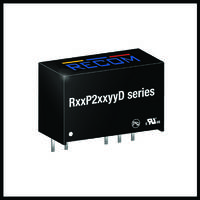 RxxPxxyyD Series DC/DC Converters meet UL/IEC62368 standards.