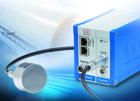 combiSENSOR is embedded with Ethernet and EtherCAT interfaces.