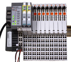 POINT I/O Weight Processing Modules come with Hardy's 24-bit digital solution.