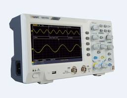 Digital Oscilloscope comes with 3-year warranty.