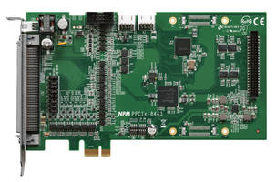 PPCIe8443 Controller Board comes with utility software.