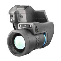 TMRCMR-PCM-3.1MP Thermal Imaging Camera comes with touchscreen viewfinder.