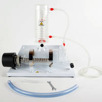 DynaStil 4L Water Distillation System features 230V heating element.