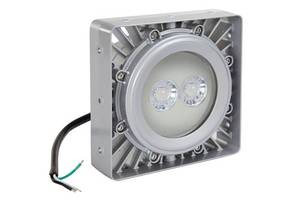 High Bay LED Lights come with powder coated copper-free aluminum alloy body.