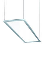 TRANSPARENCY LED Pendants offer a CRI of greater than 80.