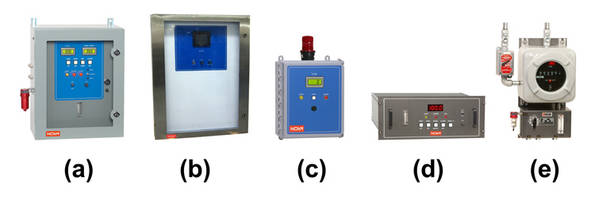 DuraNOVA Continuous Gas Analyzer features multi-point capability.
