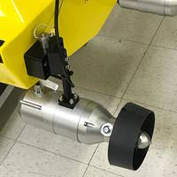 USV Thrusters feature built-in GPS.