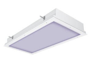 Indigo-Clean® Technology offered in LED luminaires.