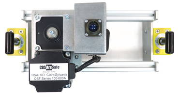 Remote Switch Actuator RSA-103 3 meets NFPA 70E arc-flash safety standards.