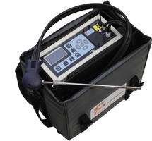 E8500 PLUS Emission Analyzer features PID VOC sensor option.