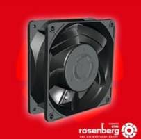 125D-A ETRI DC Fans measure 120x120x38 mm dimensions.