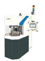 Peter Wolters AC microLine® 400-D Deburring Machine features cast iron base.