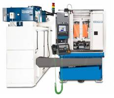 The Space Saver: MICRON MACRO Profile Grinding Machines