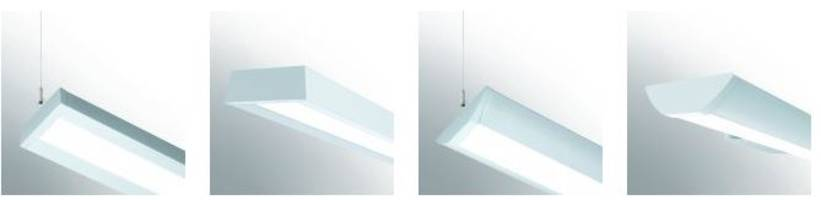 LED Lights feature variable intensity technology.