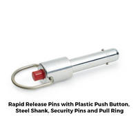 GN 214.2 Metric Size Rapid Release Pins are RoHS compliant.