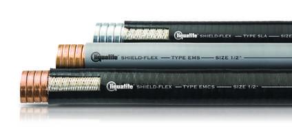 Shielded Conduit Protects Against EMI/RFI