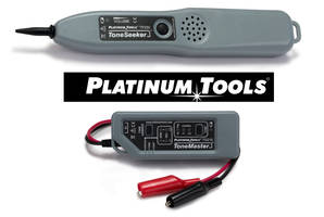 Platinum Tools® Announces New Professional High-Powered Tone Generator & Tone Probe
