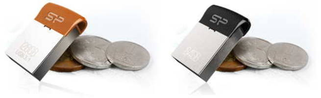 USB Flash Drive is operated in a temperature range of 0°C to 70°C.
