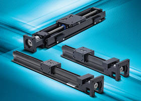 Motion Slide Actuators are suitable for X-Y and X-Y-Z positioning systems.