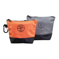 Klein® Tool's Tool Bag comes with colored interiors.