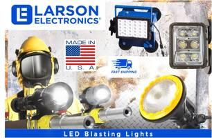 LED Blasting Lights
