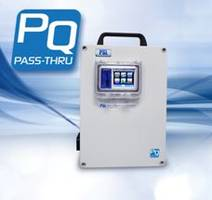 PQ Pass-Thru™ Power Recorder/Analyzer features internal communications.