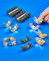 Shaft Collars and Couplings feature captive clamp screws.
