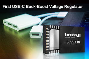 ISL95338 Voltage Regulators feature bidirectional input/output node discharge.