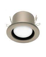 RDF60 Recessed Downlights are UL/cUL compliant.