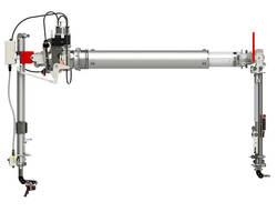 VERSA features three-piece design.