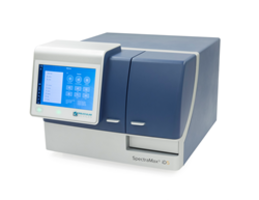 SpectraMax® iD5 Microplate Reader is embedded with SoftMax® Pro 7 software.