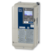 HPV 1000 AC Elevator Drive offers 70,000 hours of maintenance free operation.