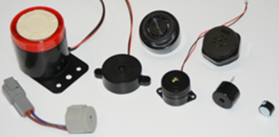 TRIP Series Audio Indicators are suitable for industrial applications.