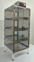 1500 Series Desiccator Cabinet comes in different types of materials.