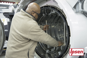 Calibration and Survey Services are suitable for vacuum control systems.