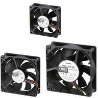 MDP Series Axial Fans are equipped with stop sensor.
