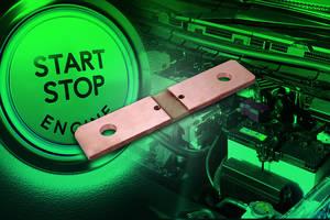 Power Metal Strip® Battery Shunt Resistors come in 8518 case size.