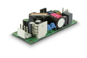 AC/DC Power Supplies meet IEC/EN/ES 60601-1 medical standards.